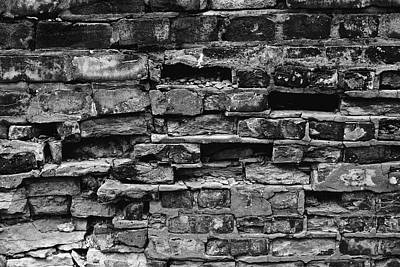 Photograph - Bricks And Mortar by Photography by Tiwago