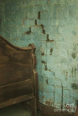 Photograph - Bricks In Blue Cascades by Jennifer Apffel