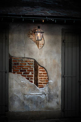 Photograph - Bricks In The Wall by Chrystal Mimbs