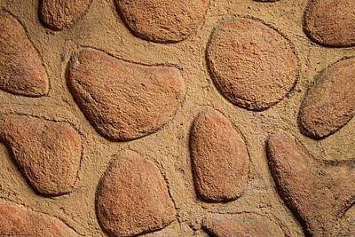 Photograph - Bricks, Stones, Mortar And Walls - 6 by Hany J