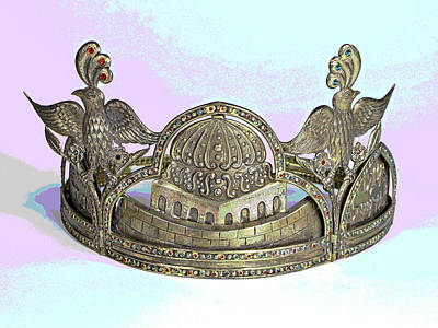 Photograph - Bridal Crown by Larry Oskin
