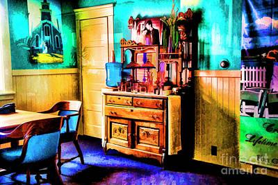 Photograph - Bridal Room by Rick Bragan