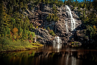 Photograph - Bridal Veil Falls by Jerry Golab