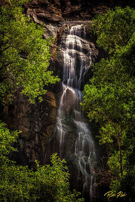 Photograph - Bridal Veil Falls by Rikk Flohr