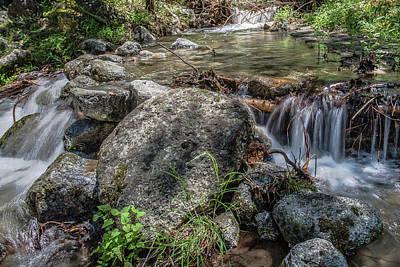 Photograph - Bridalveil Creek by Ryan Weddle