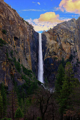 Photograph - Bridalveil Fall by Greg Norrell