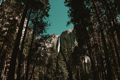 Photograph - Bridalveil Falls by Marji Lang
