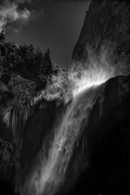 Bridalveil Falls-yosemite Art Print by Jim Dohms