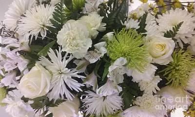 Wedding Flowers Ideas Photograph - Bride's Choice by Seaux-N-Seau Soileau