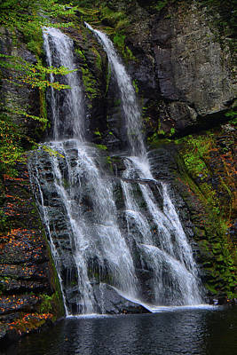 Photograph - Bridesmaid's Falls by Raymond Salani III