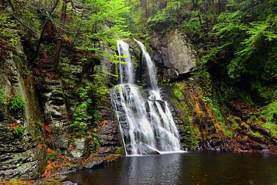 Photograph - Bridesmaid's Falls by Raymond Salani III