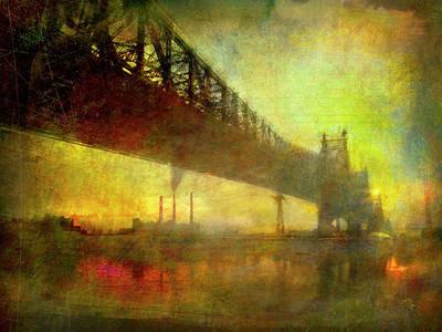 Photograph - Bridge #2 -loaned Way- by Alfredo Gonzalez