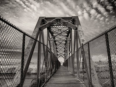 Photograph - Bridge Across Madness by Greg Nyquist