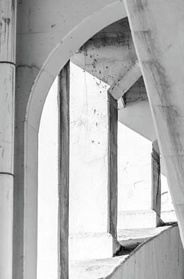 Photograph - Bridge Arches by Stewart Helberg