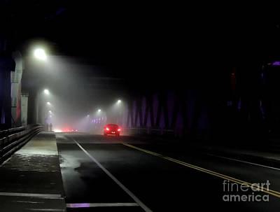 Photograph - Bridge Crossing by Marcia Lee Jones