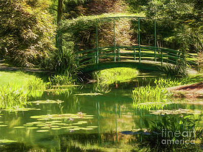Digital Art - Bridge by Elijah Knight