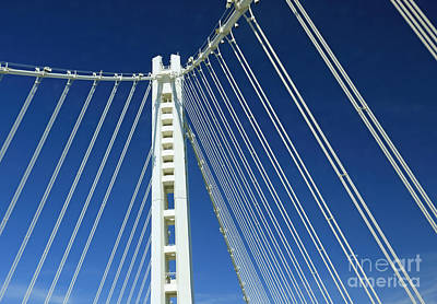 Photograph - Bridge Geometry IIi by Mary Haber