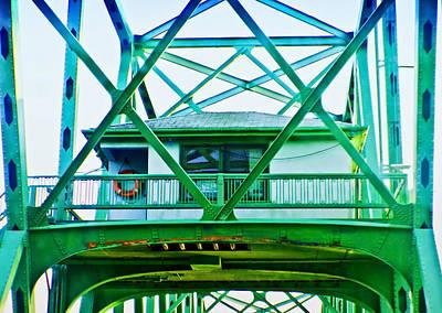 Photograph - Bridge House by Adria Trail