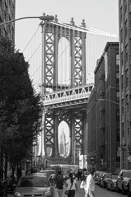 Photograph - bridge II by Silvia Bruno