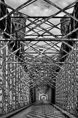 Photograph - Bridge by Jaroslaw Suchozebrski