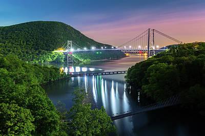 Photograph - Bridge Land by Mihai Andritoiu