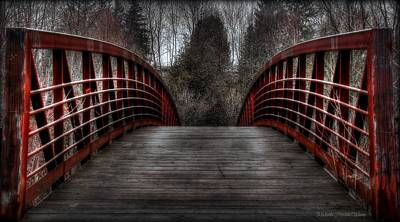 Photograph - Bridge by Michaela Preston
