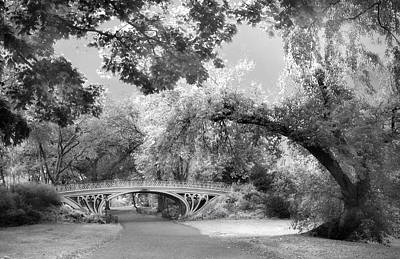 Gothic Bridge Photograph - Bridge No 28 by Jessica Jenney