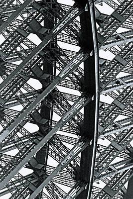 Photograph - Bridge No. 7-1 by Sandy Taylor