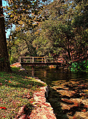Photograph - Bridge Of Harmony by Judy Vincent