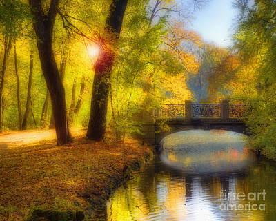 Photograph - Bridge Of Light by Edmund Nagele