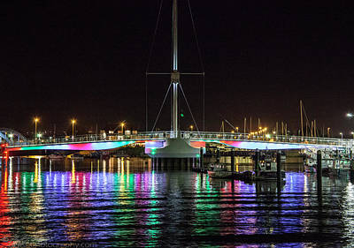 Photograph - Bridge Of Lights by Beverly Cash