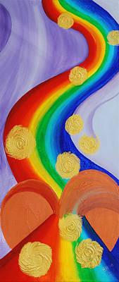 Rowing - Bridge Of Love by Catt Kyriacou