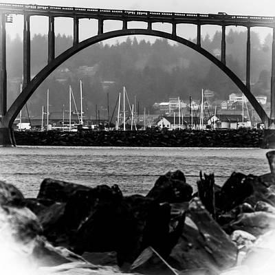 Photograph - Bridge Of Newport by Dale Stillman