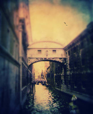 Photograph - Bridge Of Sighs by Jessica Jenney