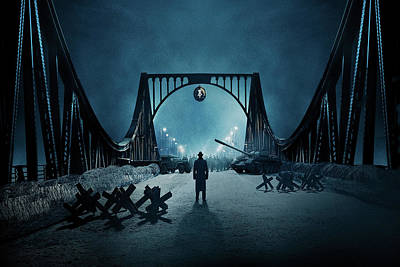 Mixed Media - Bridge Of Spies by Movie Poster Prints