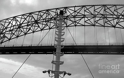 Photograph - Bridge Of The Americas 2 by Randall Weidner
