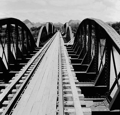 Photograph - Bridge On The River Kwai by Christopher James