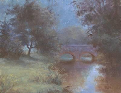 Painting - Bridge Out Of Time by Bill Puglisi