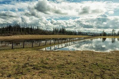 Photograph - Bridge Over Sky by Belinda Greb