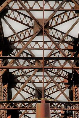Photograph - Bridge Over The Ohio1 by Merle Grenz