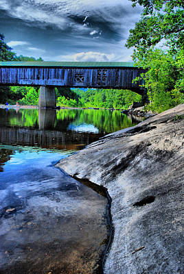 Photograph - Bridge Over The Rock by Emily Stauring