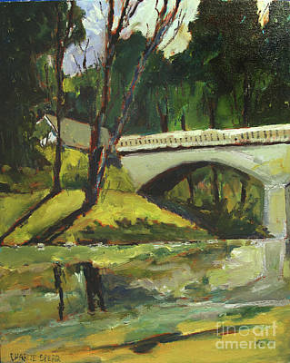 Bridge Over Untroubled Waters Original by Charlie Spear