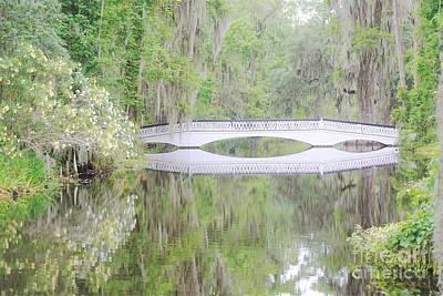 Bridge Over1 Art Print