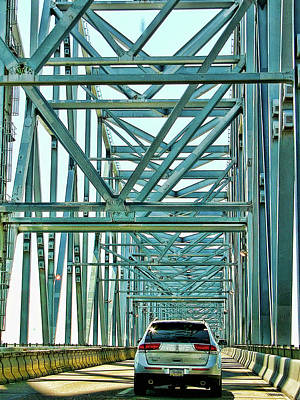 Photograph - Bridge by Rhonda McDougall