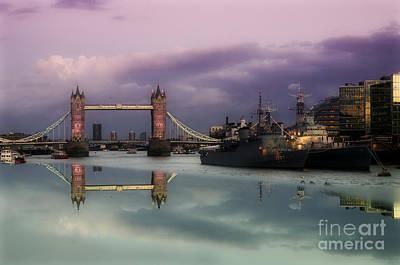 Photograph - Bridge The Gap by Phil Cappiali Jr