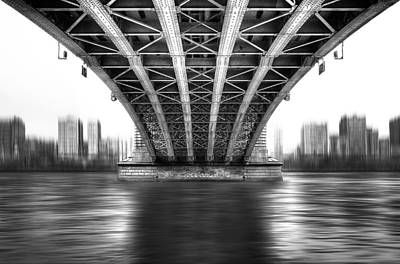 Abstract Photograph - Bridge To Another World by Em-photographies