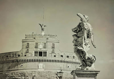 Photograph - Path To Castel Santi' Angelo  by JAMART Photography