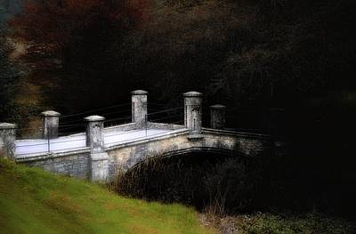 Photograph - Bridge To Darkness by Michael Hope