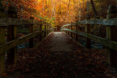 Photograph - Bridge To Enlightenment by Ed Clark