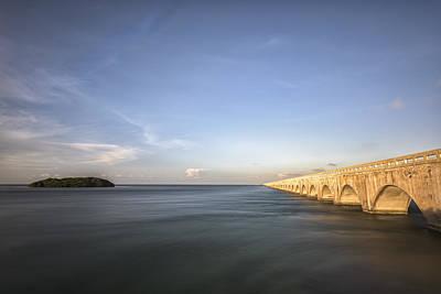Photograph - Bridge To Far by Jon Glaser